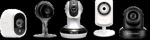 smart indoor cameras